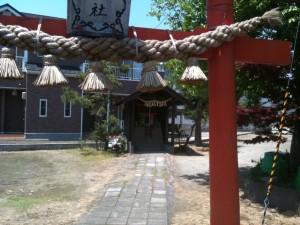 寿町 寿神社